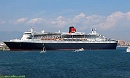 El Queen Mary 2 en Palma
