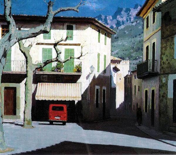 Plaça de Fornalutx (Joan Miralles)